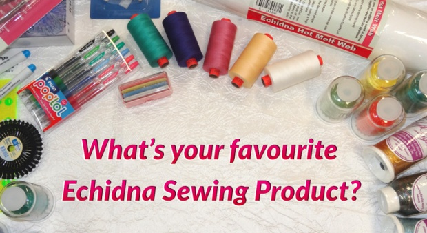 Echidna-Sewing-Product-Competition