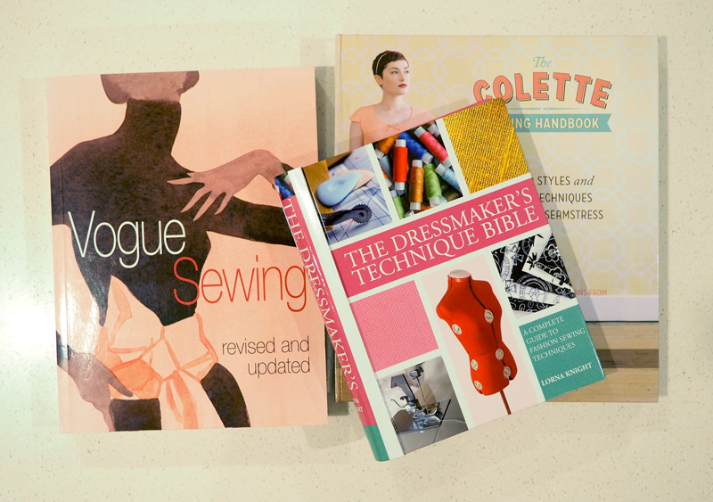 Book vogue sewing